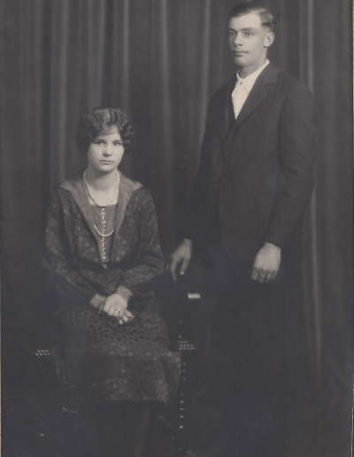 Nov 7, 1925 Wedding Day