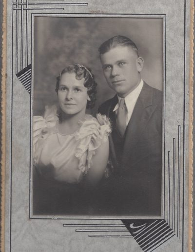 Mar 31, 1934 Wedding