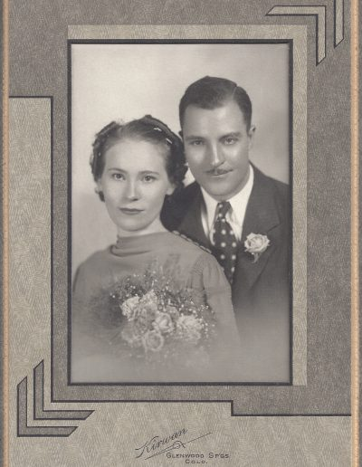 Sep 17, 1938 Wedding