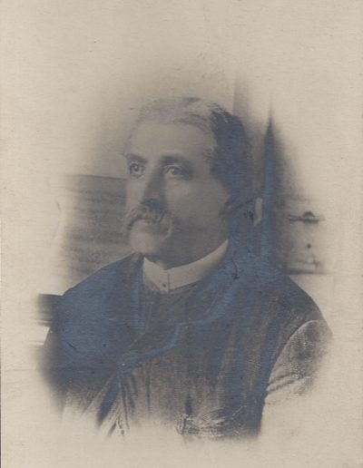 William Eccher's Mother's father