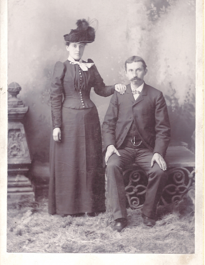 Joseph and Catherine Eccher