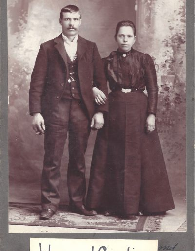 1901 Wedding Picture