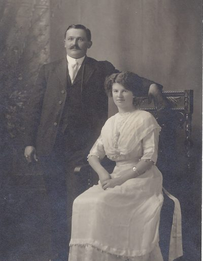 Andrew and Gisella Marketti